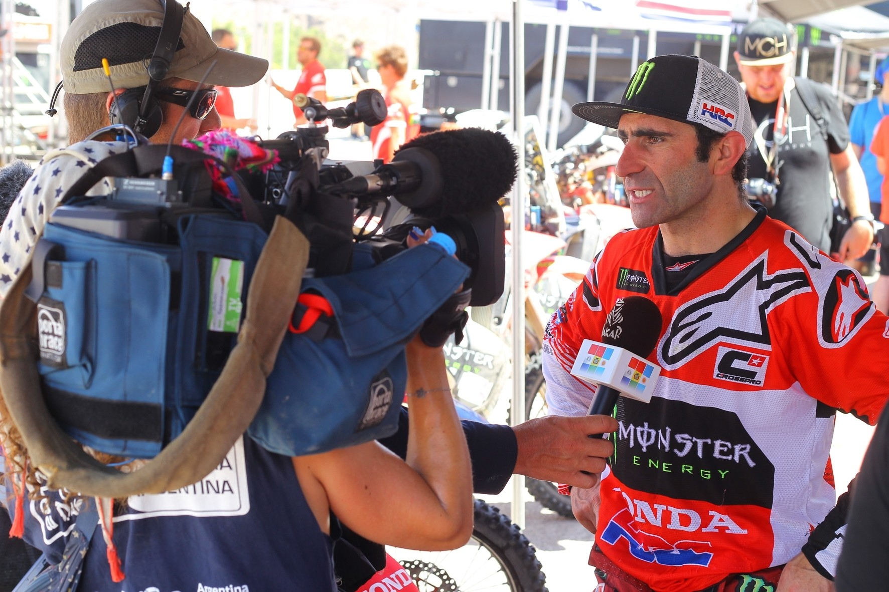 Paulo Gonçalves vence penúltima etapa do Dakar 2017