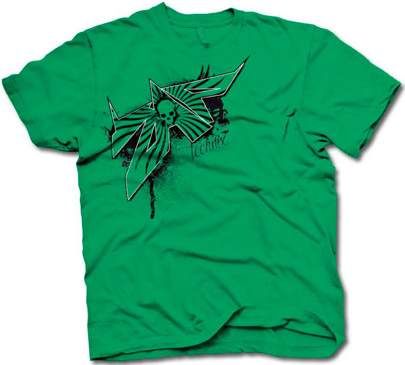 T-shirt ZAP SKULLS