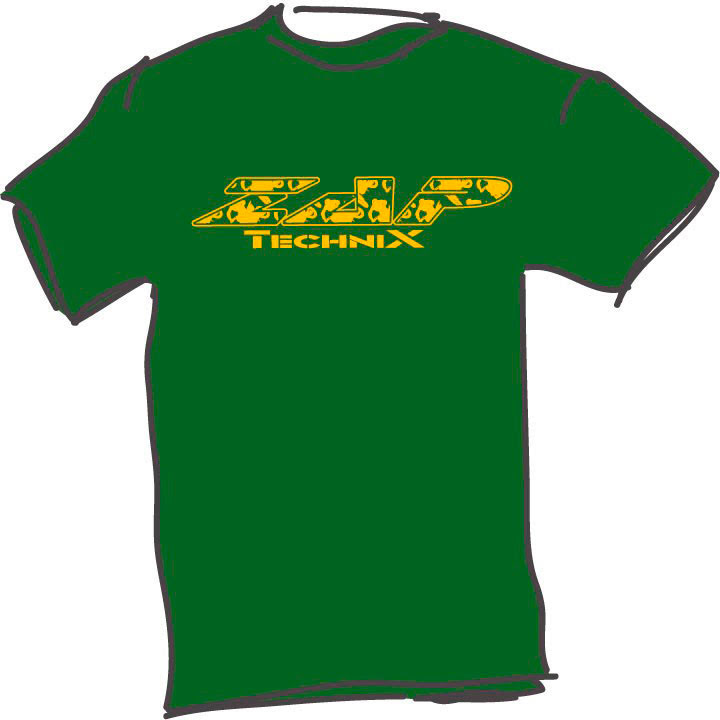 T-shirt ZAP MINI RIDERS